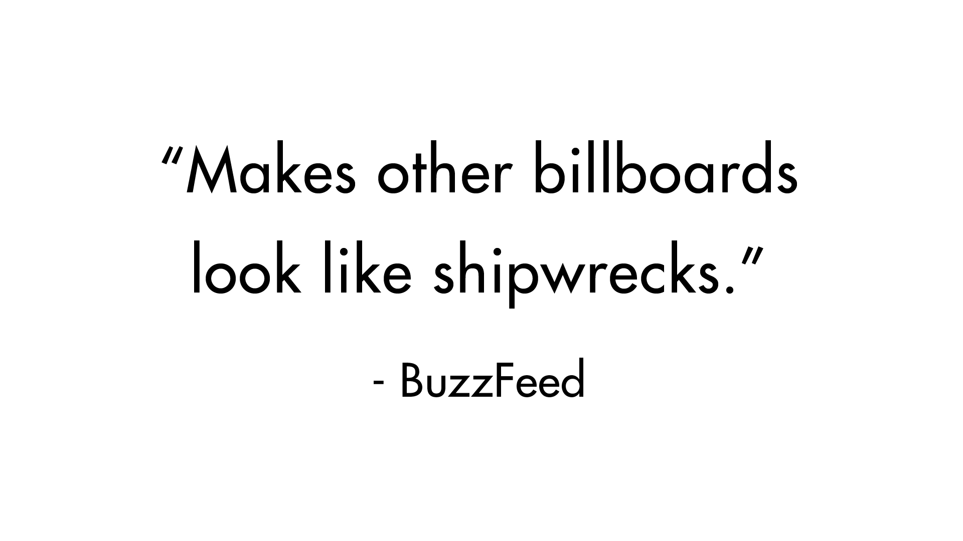 Kraken Press Quote – Buzzfeed