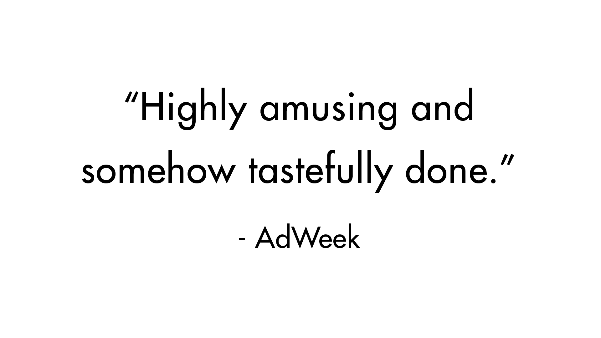 Kraken – Press Quote – AdWeek1