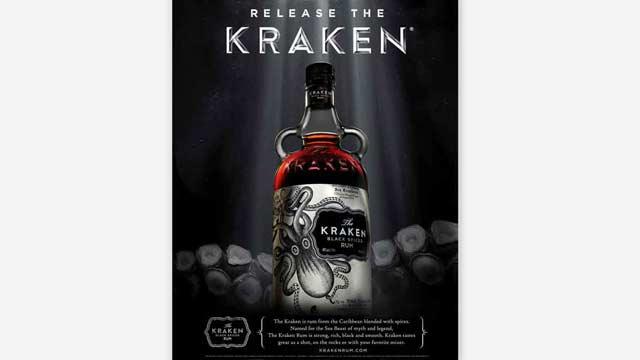 Kraken – Print Ads