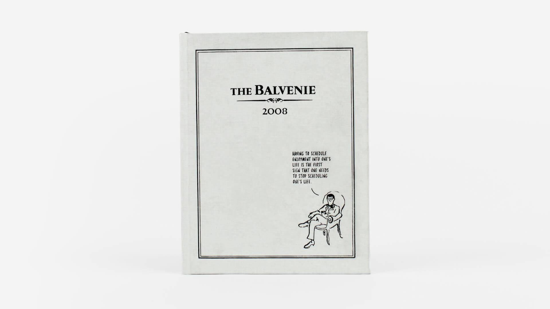 Balvenie – Book