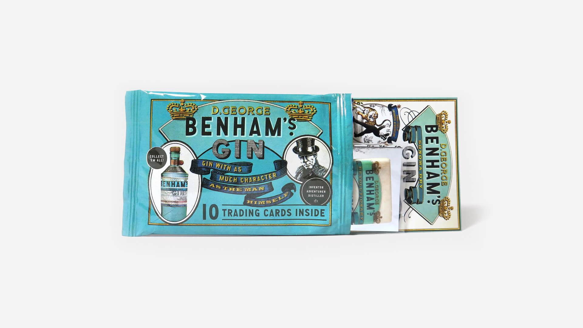 Benham's Trading Cards