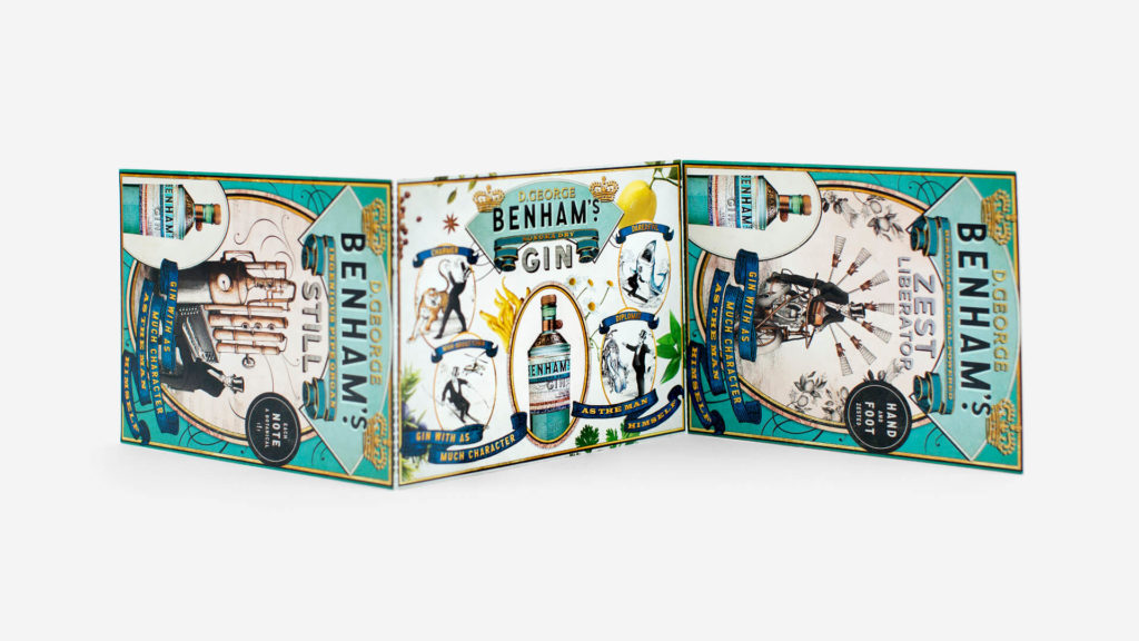 Benham's Postcards