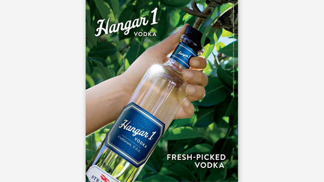 Hangar 1 – Fresh-Picked Vodka Print