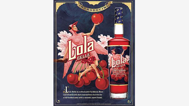 Lola Belle – Print