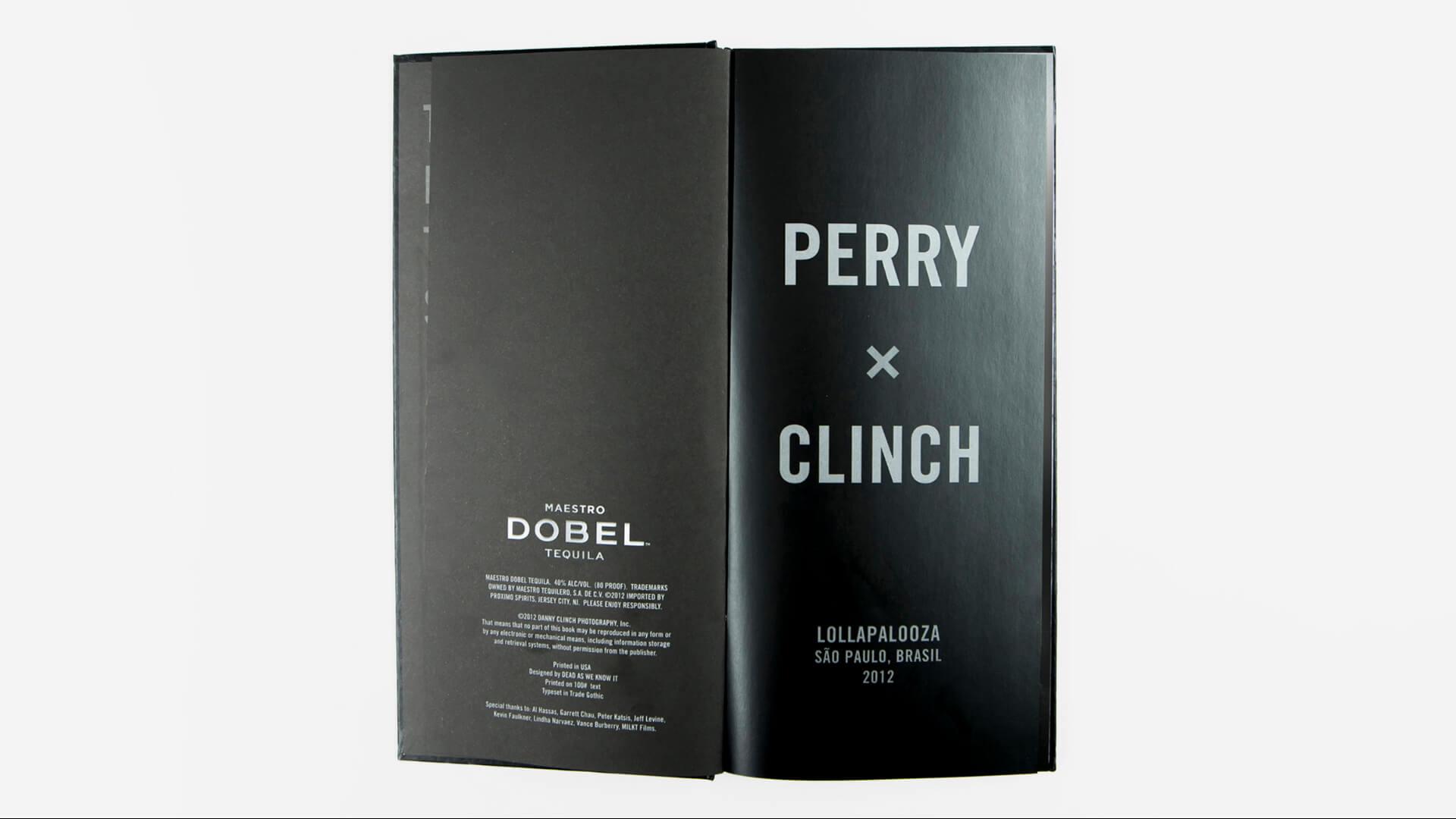 Dobel - Perry Ferrell Book