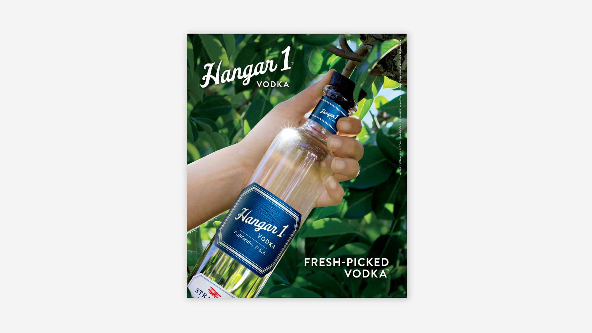 Hangar 1 - Fresh-Picked Vodka