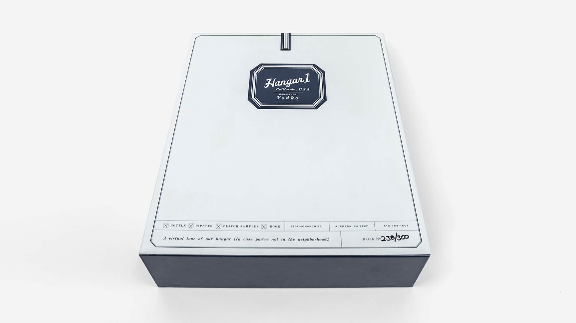 Hangar 1 - Kit
