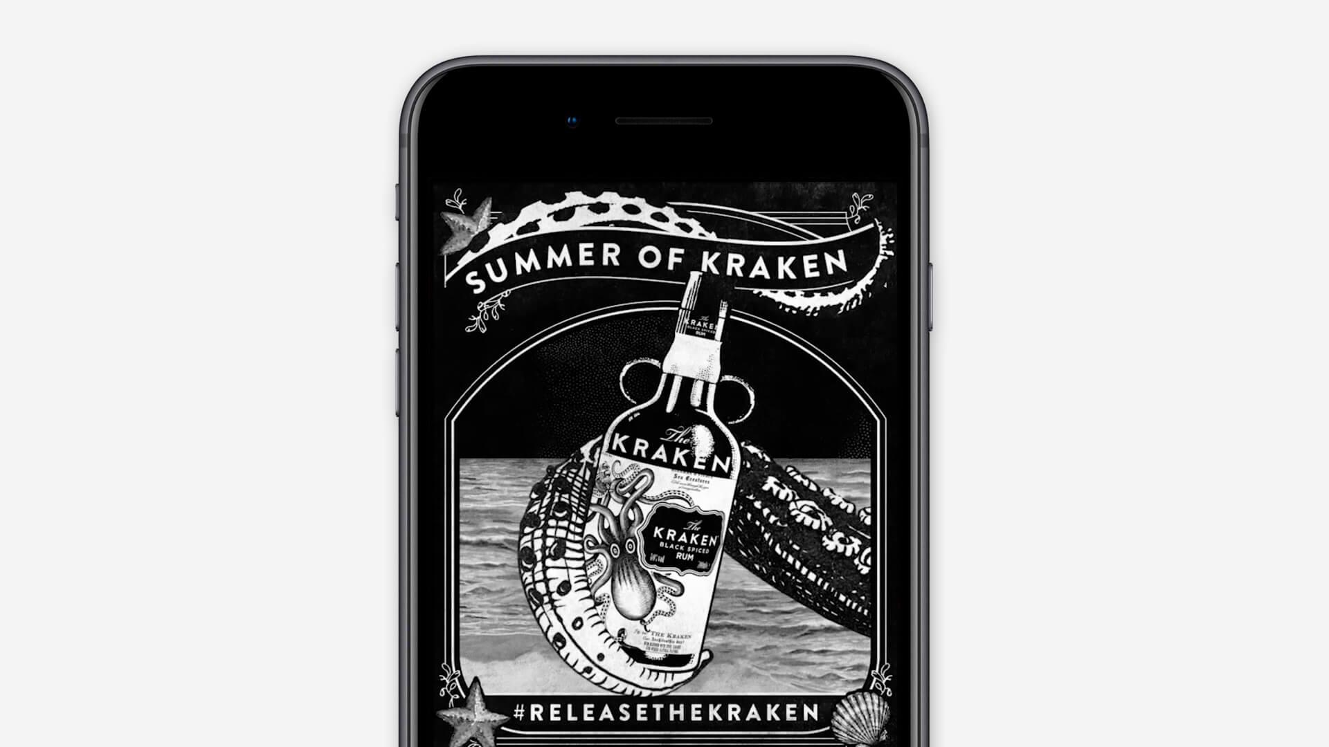 Kraken - Summer Social