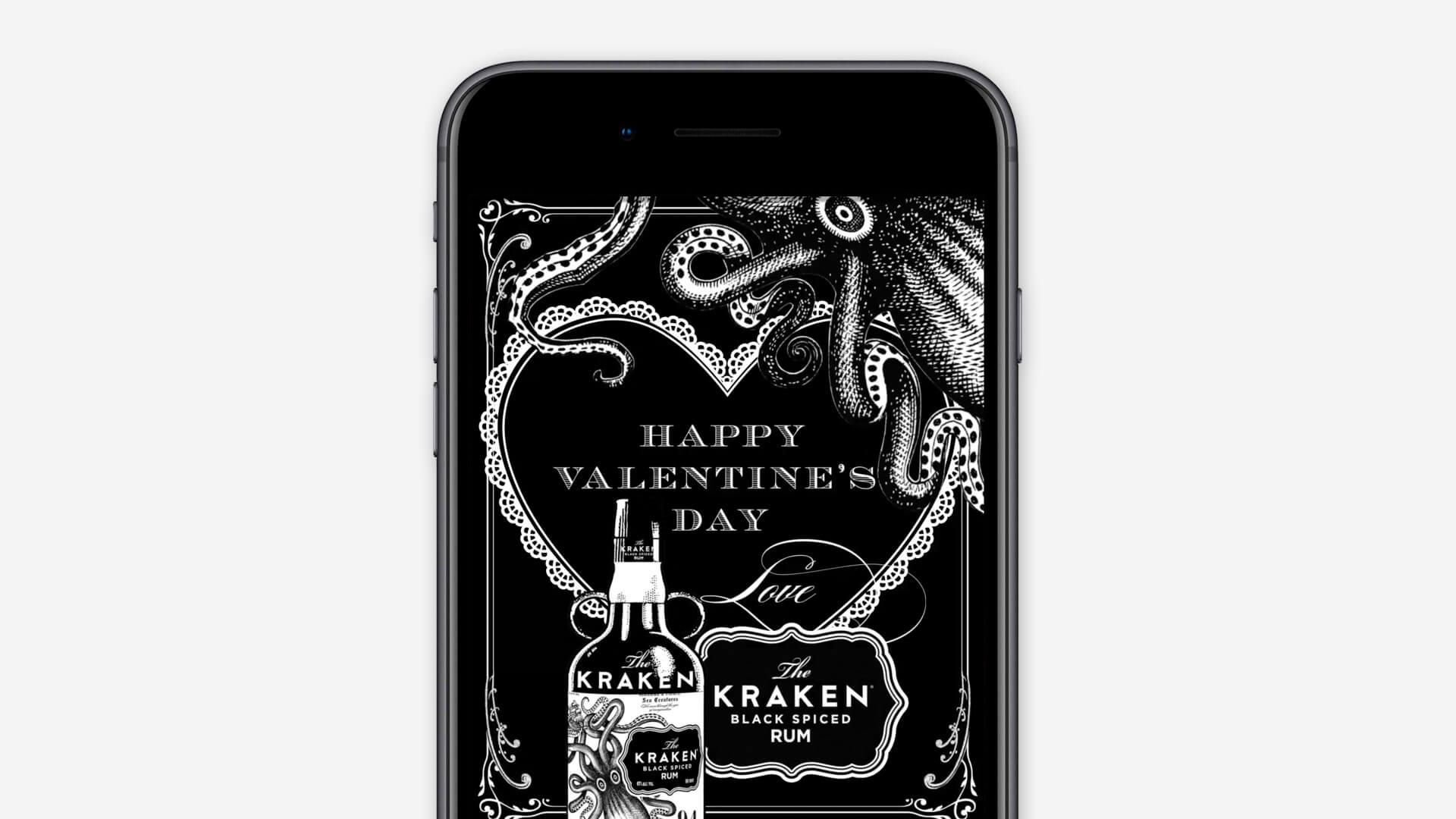 Kraken - Valentine's Day Social