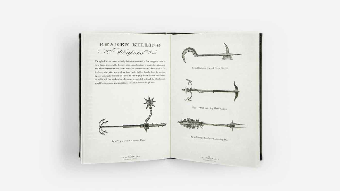 Kraken Book Interior 13