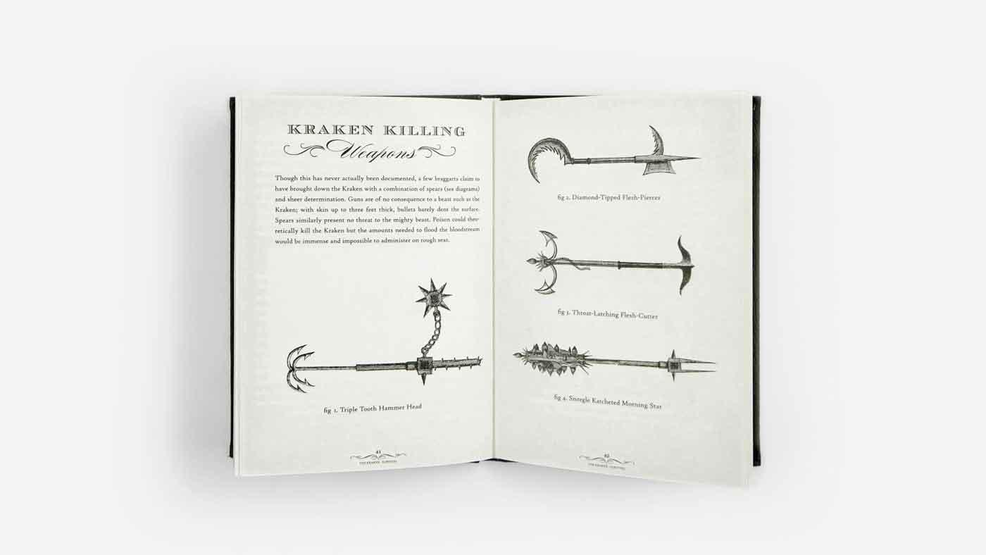 Kraken Book Interior 13