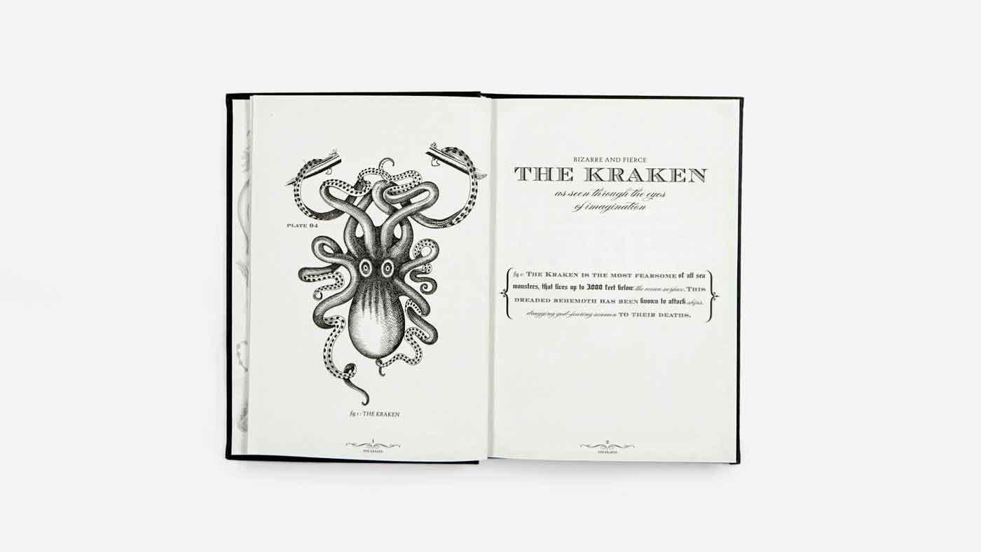 kraken Book Interior 3