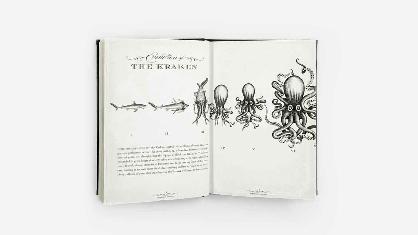 Kraken Book Interior 7