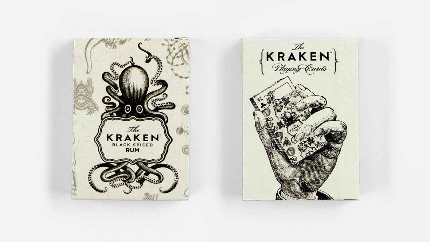 Kraken Rum Product Line