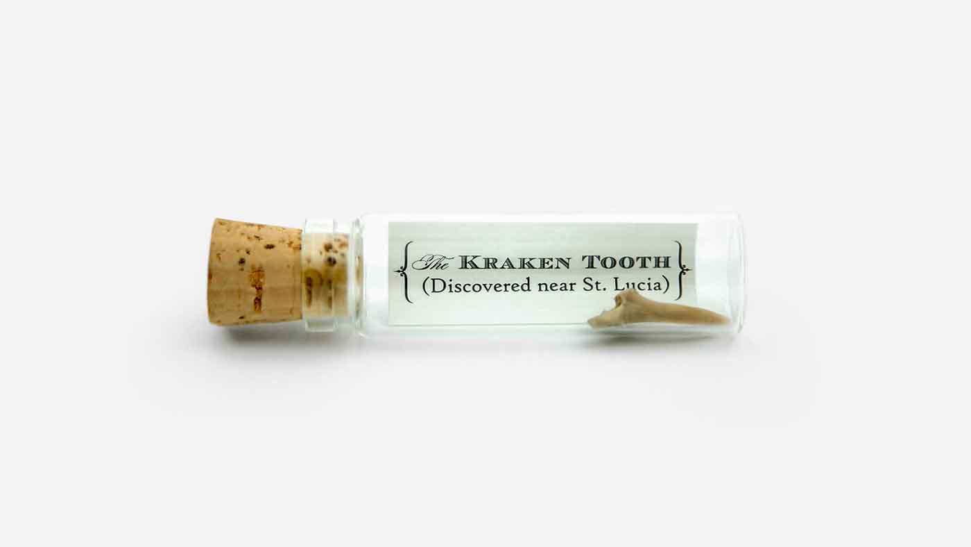 Kraken Launch Kit Tooth