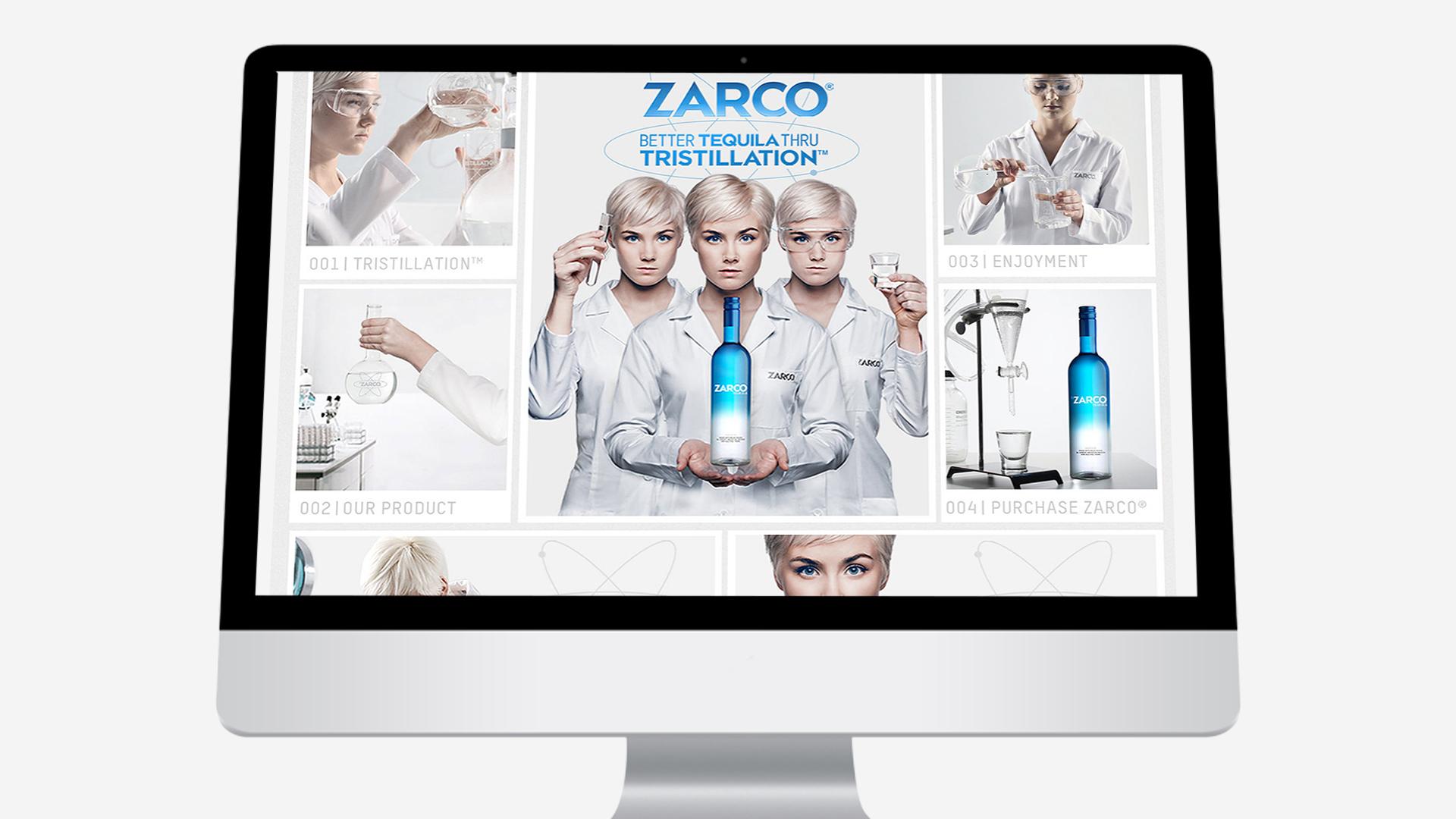 Zarco – Website