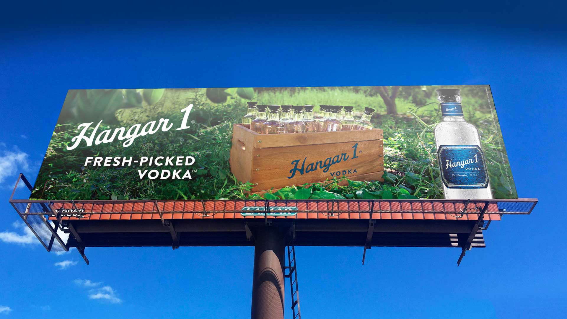 Hangar 1 - Crate Billboard
