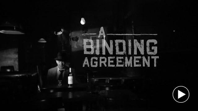 The Knot – Binding Agreement