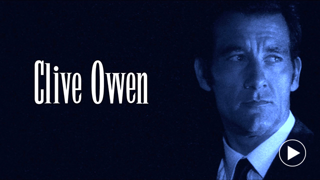 Three Olives – Clive Owen