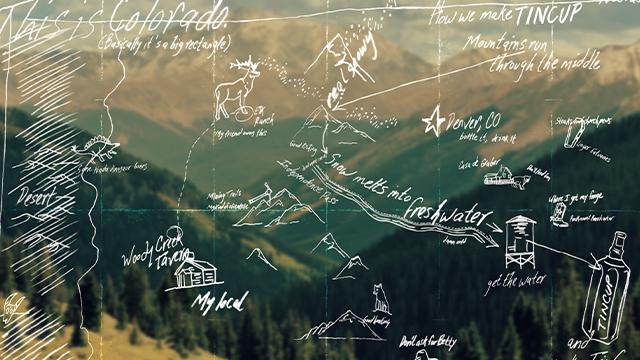 Tincup – Map