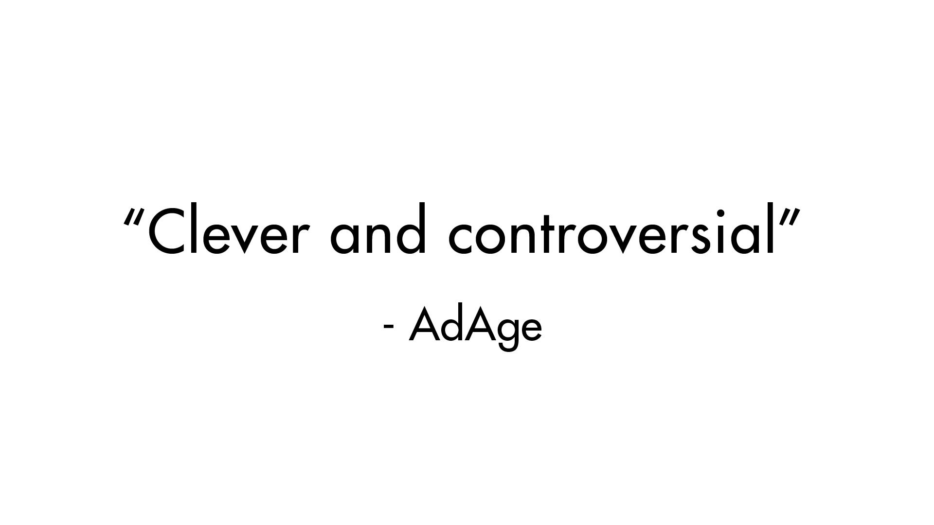 IFC – Press Quote – AdAge