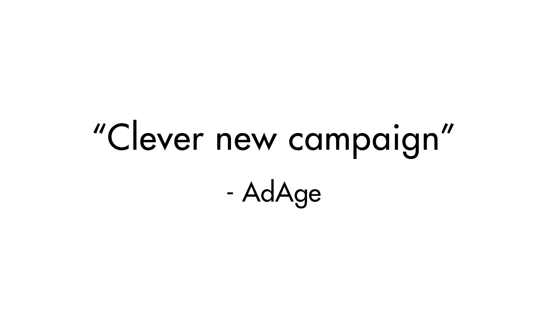 MMS – Press Quote – AdAge