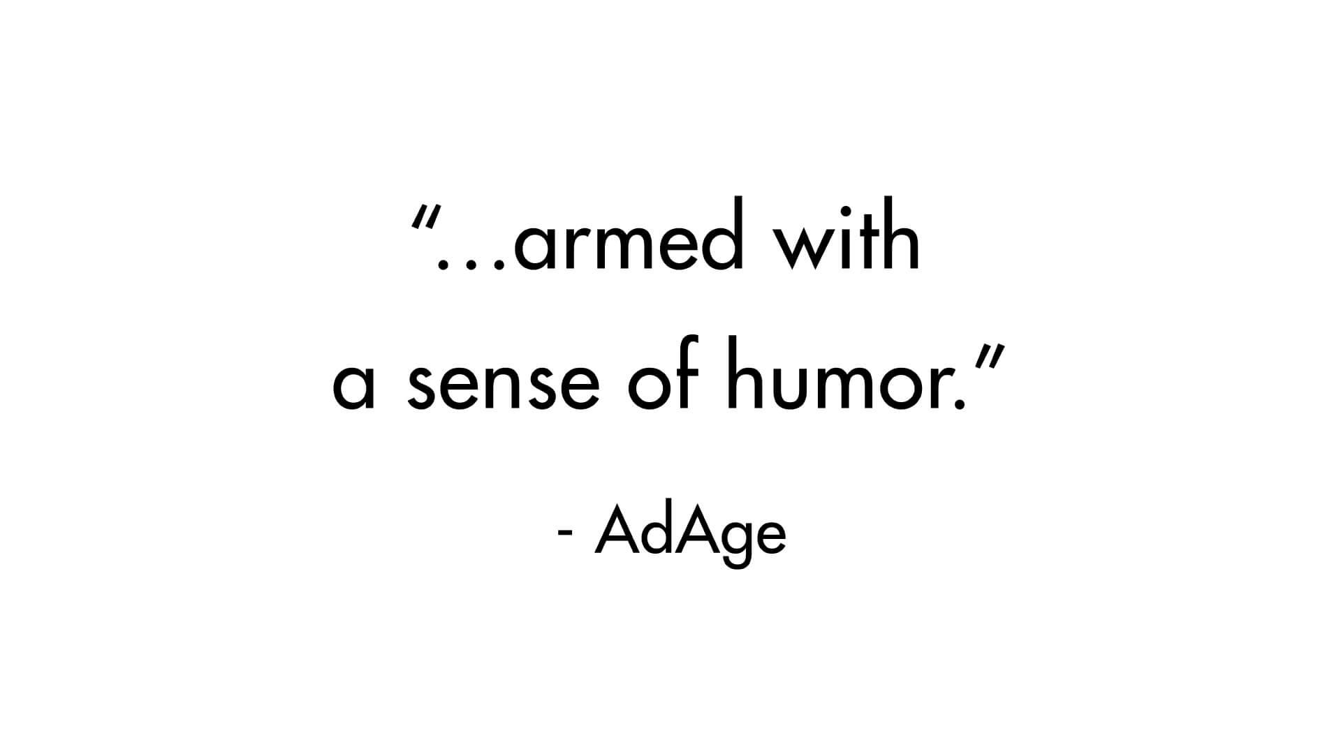 Press Quote – AdAge