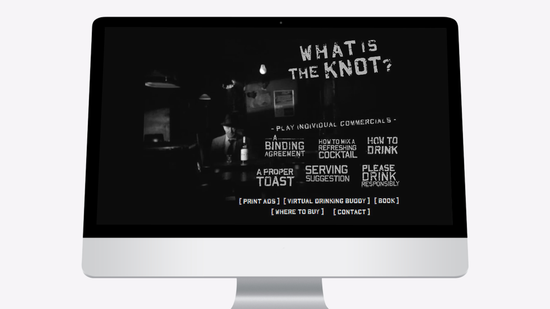 The Knot – Website