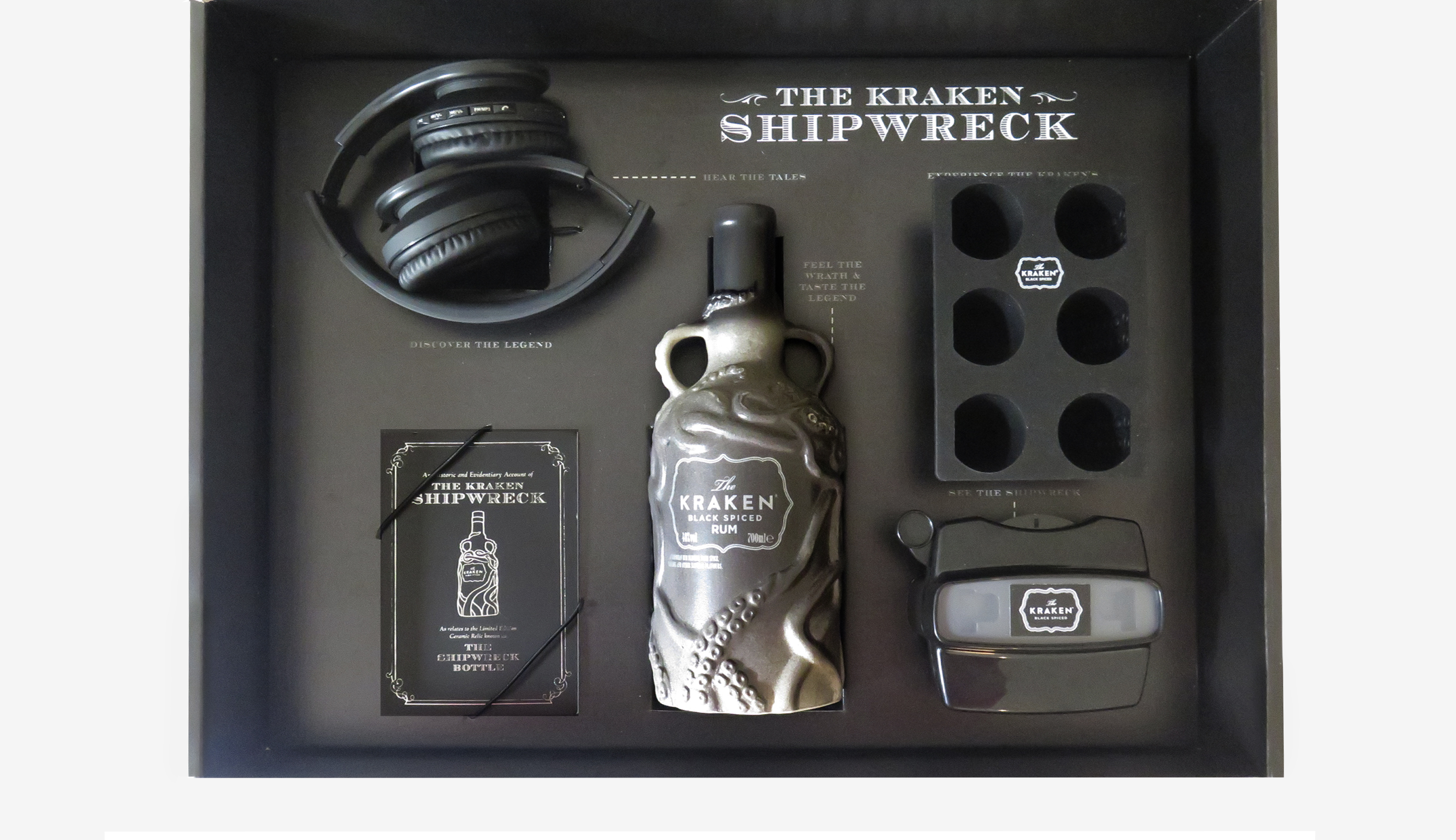 Kraken Ceramic Kit Full